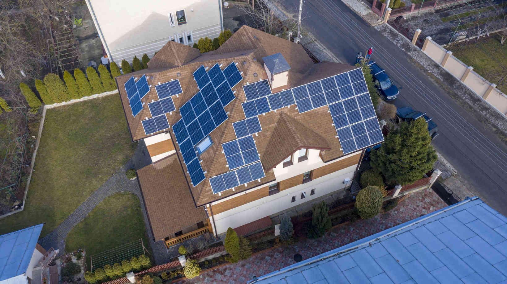 Мережева сонячна електростанція (СЕС) потужністю 25,29 кВт – Фотозвіт #1