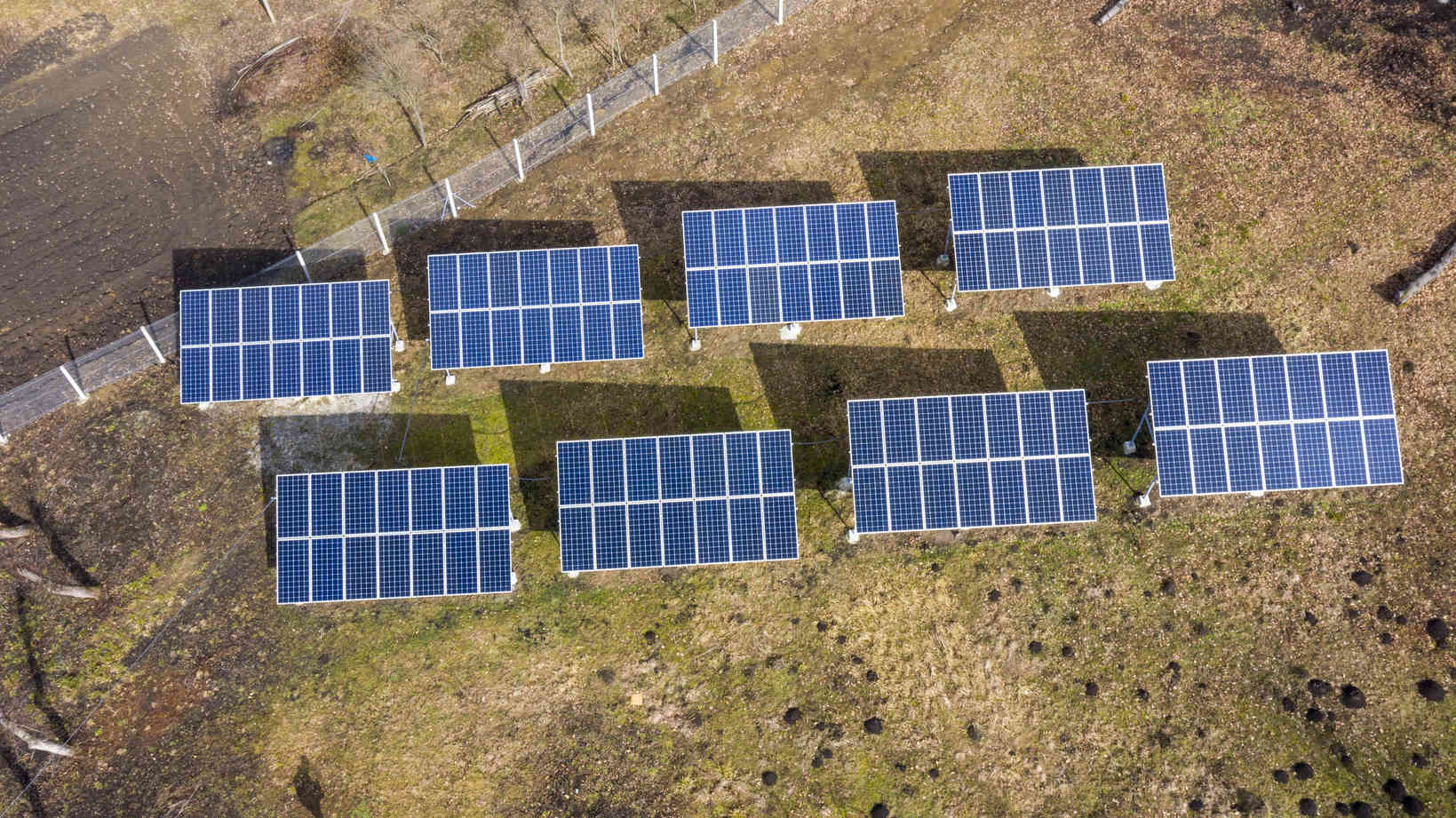 Мережева сонячна електростанція (СЕС) потужністю 38,64 кВт – Фотозвіт #1