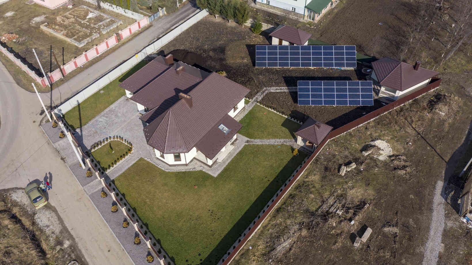 Мережева сонячна електростанція (СЕС) потужністю 20,7 кВт – Фотозвіт #3