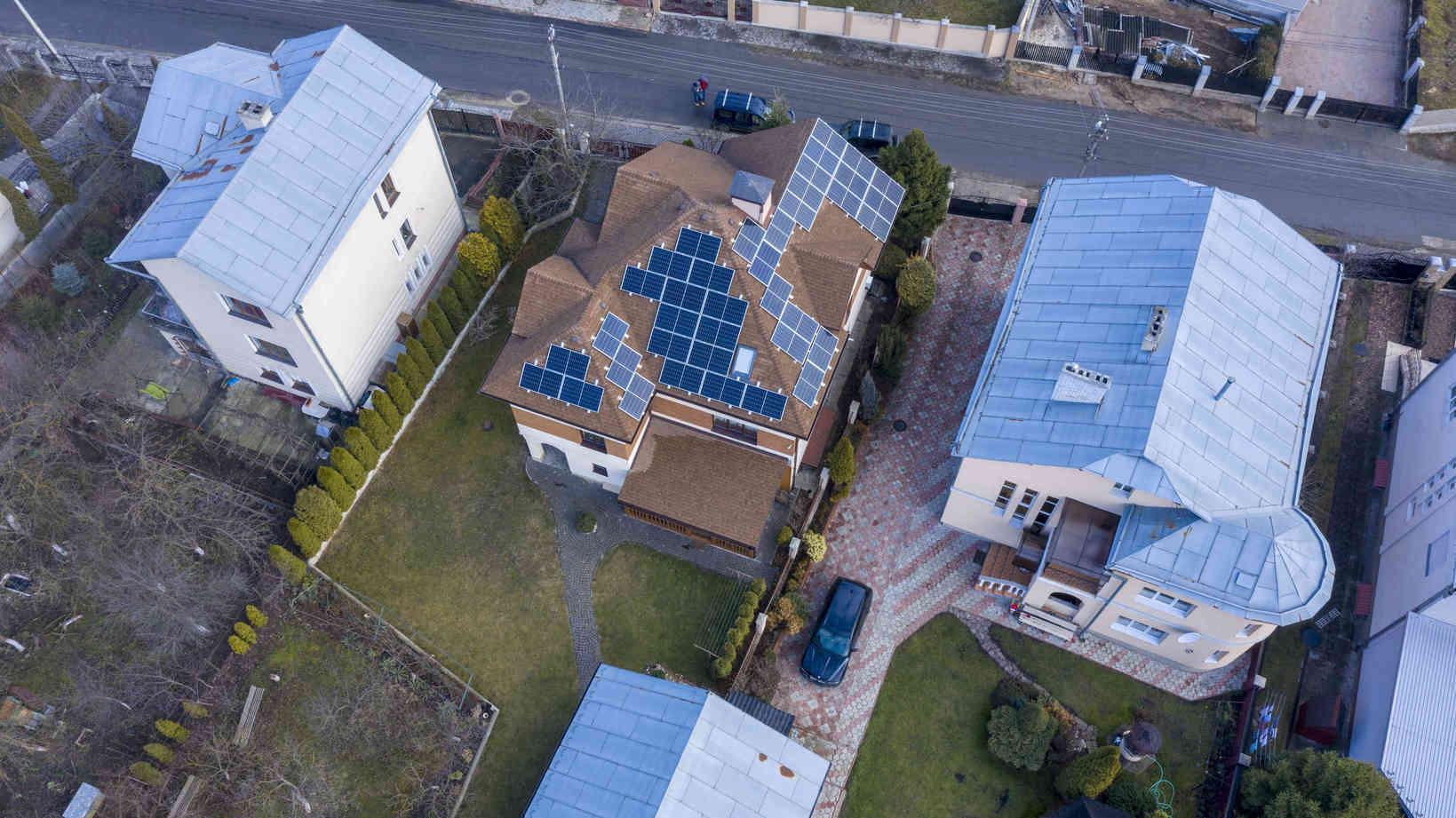 Мережева сонячна електростанція (СЕС) потужністю 25,29 кВт – Фотозвіт #3