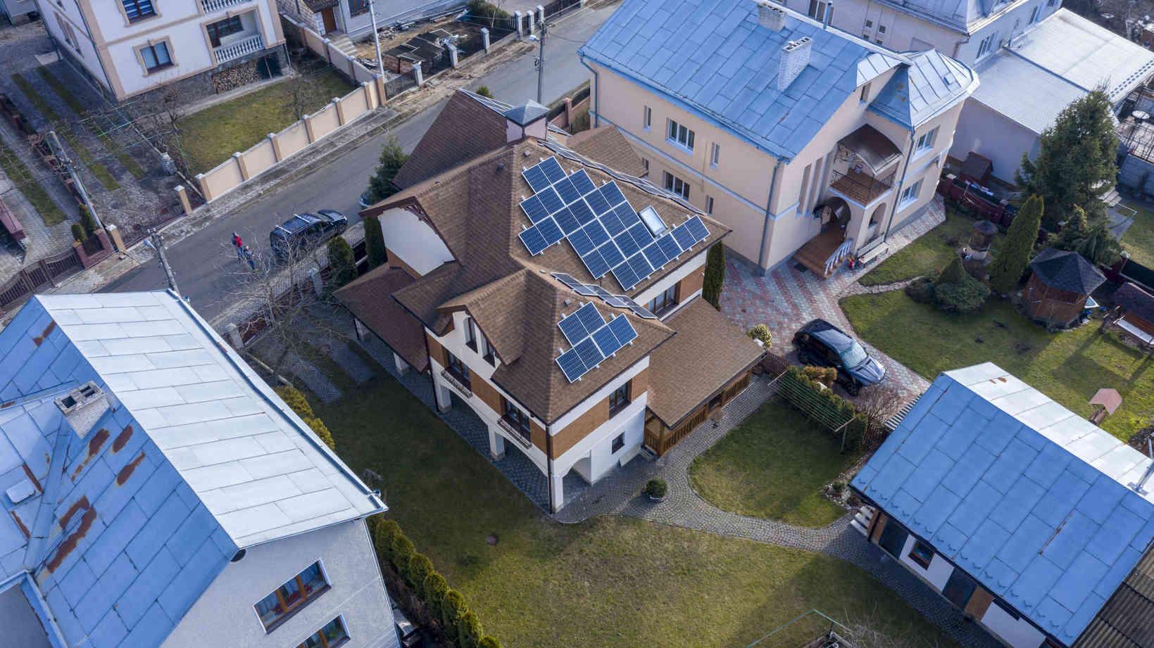 Мережева сонячна електростанція (СЕС) потужністю 25,29 кВт – Фотозвіт #4