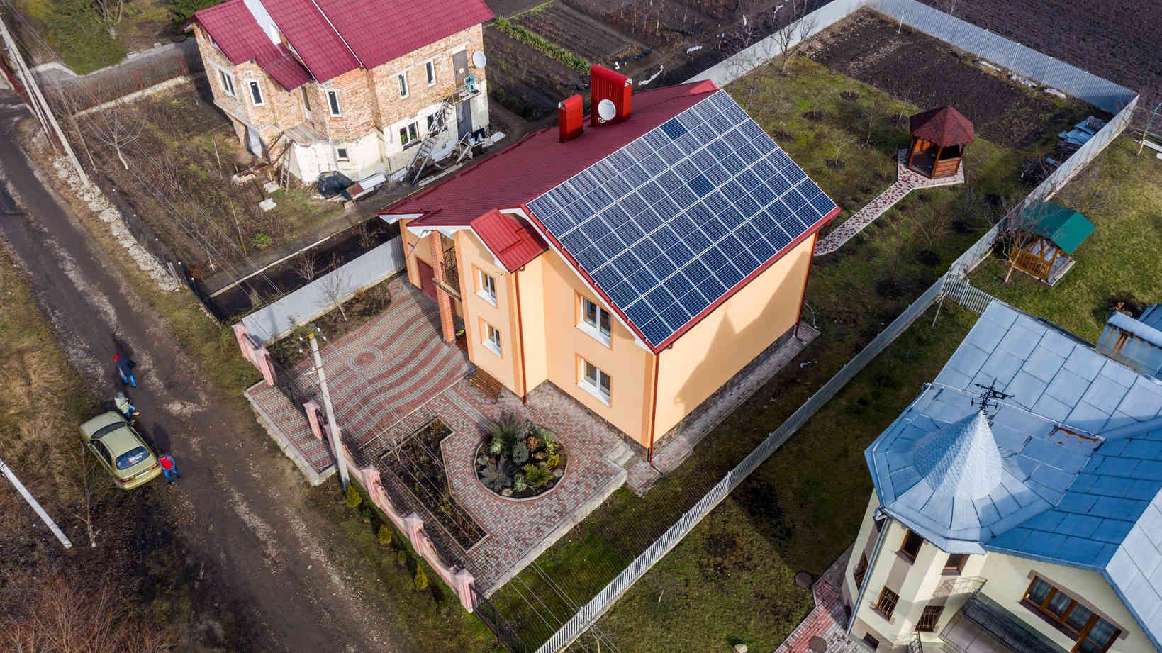 Мережева сонячна електростанція (СЕС) потужністю 14,08 кВт – Фотозвіт #5