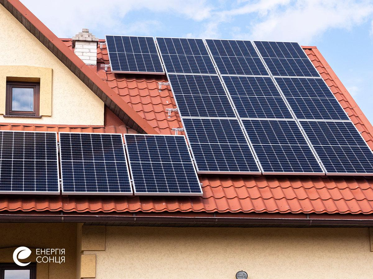 Мережева сонячна електростанція (СЕС) потужністю 15,96 кВт – Фотозвіт #6