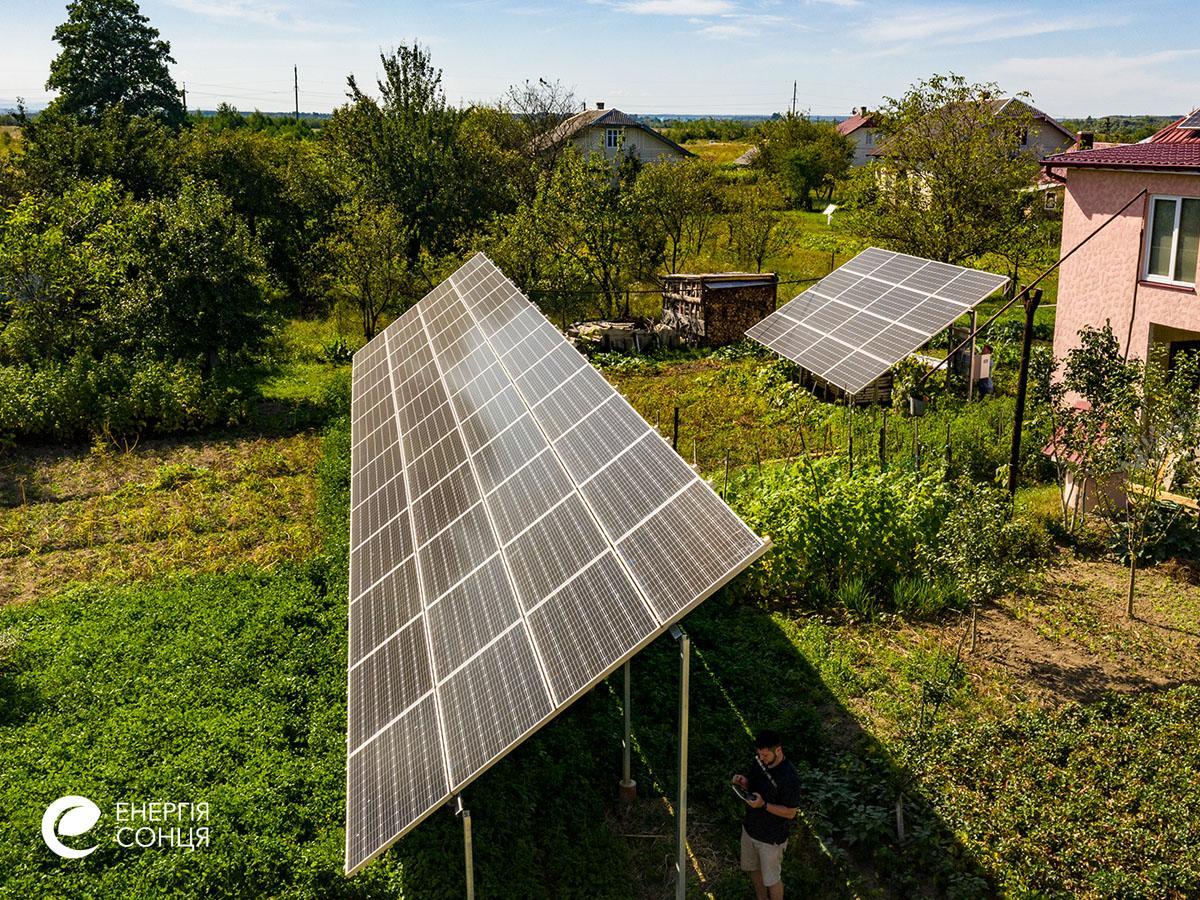 Мережева сонячна електростанція (СЕС) потужністю 32,23 кВт – Фотозвіт #5