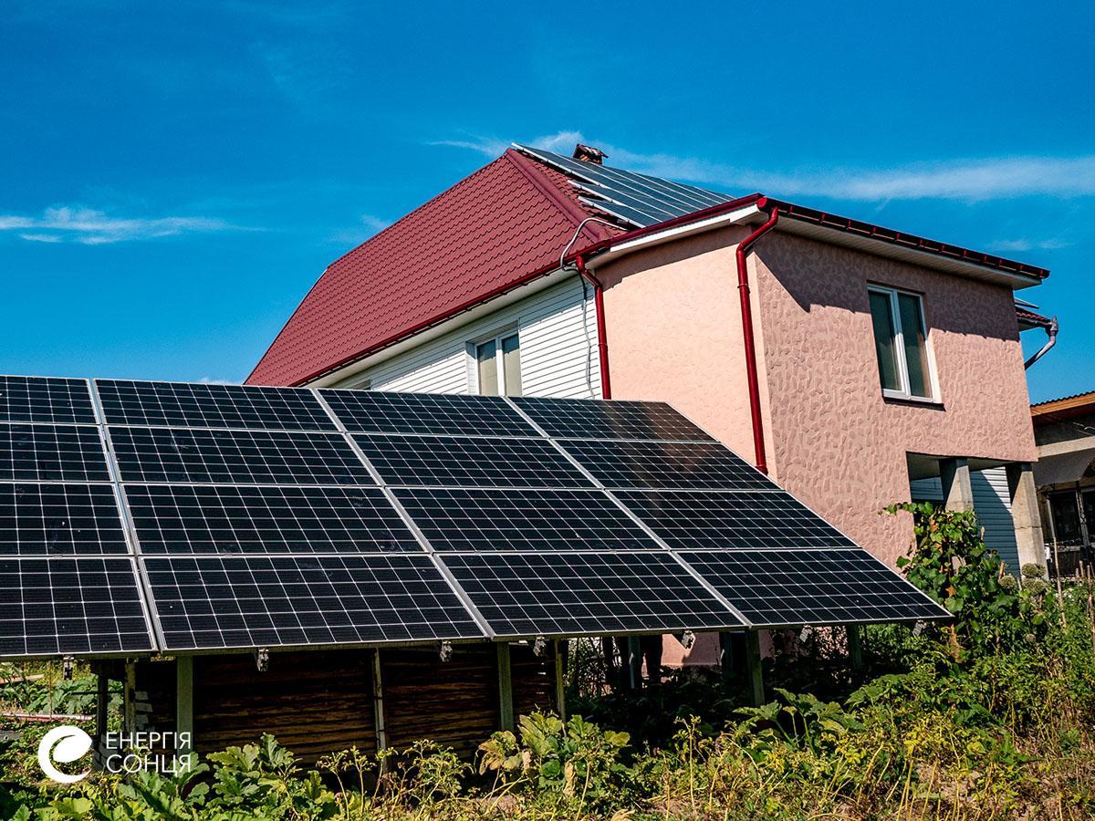 Мережева сонячна електростанція (СЕС) потужністю 32,23 кВт – Фотозвіт #6